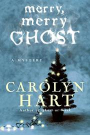 Book Cover for MERRY, MERRY GHOST