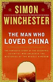 Cover art for THE MAN WHO LOVED CHINA