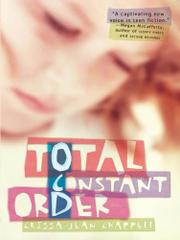 TOTAL CONSTANT ORDER by Crissa-Jean Chappell