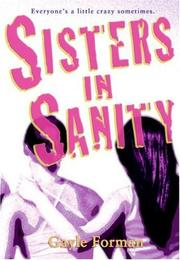 Book Cover for SISTERS IN SANITY