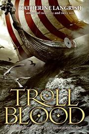 Cover art for TROLL BLOOD