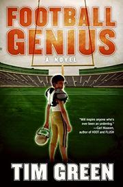 FOOTBALL GENIUS by Tim Green