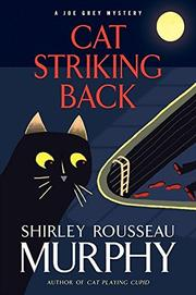 Cover art for CAT STRIKING BACK