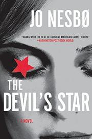 Cover art for THE DEVIL'S STAR