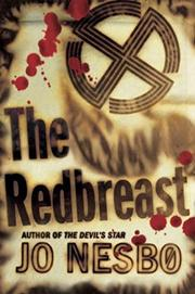 Cover art for THE REDBREAST