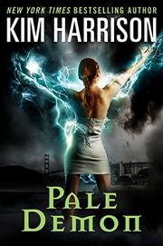 Book Cover for PALE DEMON