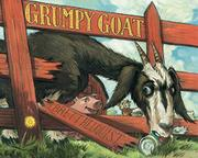 Book Cover for GRUMPY GOAT