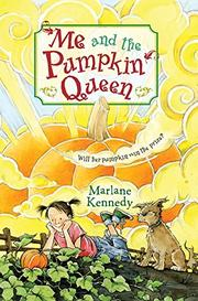 Cover art for ME AND THE PUMPKIN QUEEN