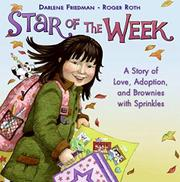 STAR OF THE WEEK by Darlene Friedman