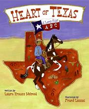Book Cover for HEART OF TEXAS