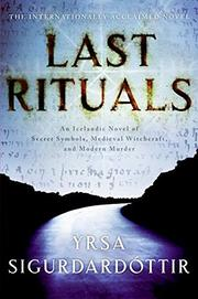 Book Cover for LAST RITUALS