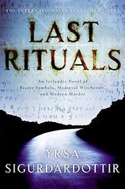LAST RITUALS by Yrsa Sigurdardóttir