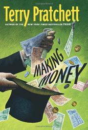 Book Cover for MAKING MONEY