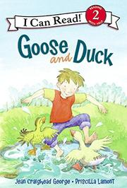 GOOSE AND DUCK by Jean Craighead George