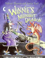 Cover art for WINNIE'S MIDNIGHT DRAGON
