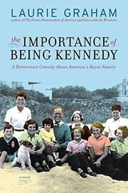 Cover art for THE IMPORTANCE OF BEING KENNEDY
