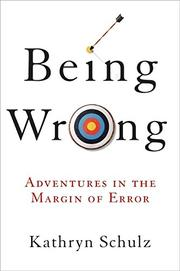 Cover art for BEING WRONG
