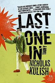 Cover art for LAST ONE IN