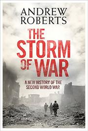 Cover art for THE STORM OF WAR