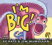 Cover art for I'M BIG!