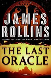Cover art for THE LAST ORACLE
