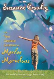 Cover art for THE VERY ORDERED EXISTENCE OF MERILEE MARVELOUS