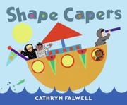 Cover art for SHAPE CAPERS