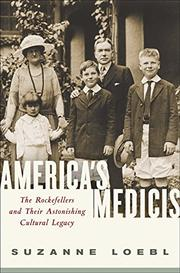 Book Cover for AMERICA'S MEDICIS