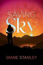 Cover art for SAVING SKY
