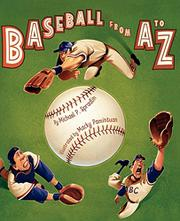 BASEBALL FROM A TO Z by Michael P. Spradlin