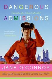 Cover art for DANGEROUS ADMISSIONS