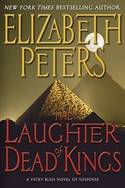 Cover art for THE LAUGHTER OF DEAD KINGS