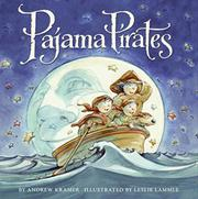 Book Cover for PAJAMA PIRATES