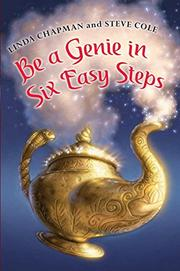 Book Cover for BE A GENIE IN SIX EASY STEPS