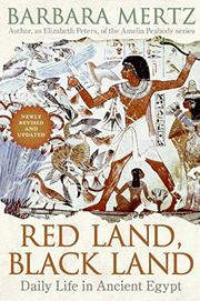 RED LAND, BLACK LAND by Barbara Mertz
