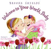 Book Cover for WELCOME TO YOUR WORLD, BABY