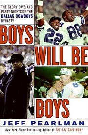 Cover art for BOYS WILL BE BOYS