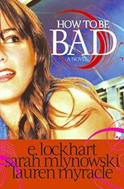Book Cover for HOW TO BE BAD