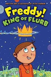 Cover art for FREDDY! KING OF FLURB