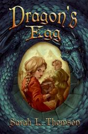 Cover art for DRAGON'S EGG