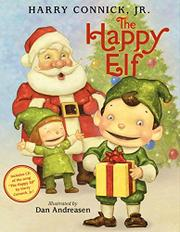 Cover art for THE HAPPY ELF
