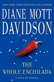 THE WHOLE ENCHILADA by Diane Mott Davidson