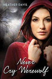 Cover art for NEVER CRY WEREWOLF