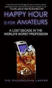 Book Cover for HAPPY HOUR IS FOR AMATEURS