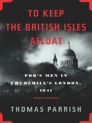 Book Cover for TO KEEP THE BRITISH ISLES AFLOAT