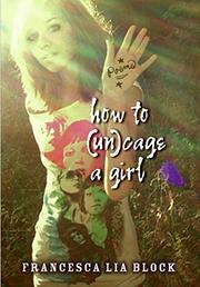 Cover art for HOW TO (UN)CAGE A GIRL