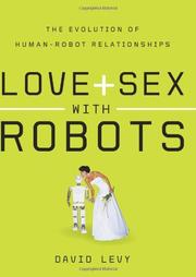 Cover art for LOVE AND SEX WITH ROBOTS