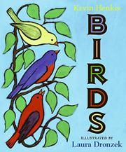 Book Cover for BIRDS