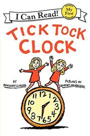 Book Cover for TICK TOCK CLOCK