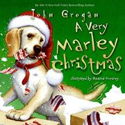 Book Cover for A VERY MARLEY CHRISTMAS
